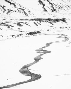 Winter Landscape of Spiti