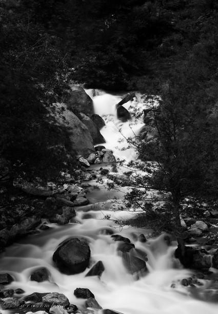 Waterfalls,Near Spiti