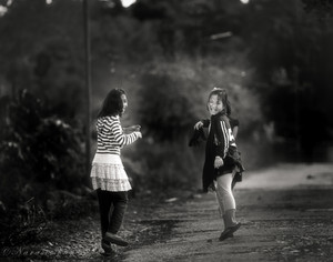 Young Girls,Aruncahal Pradesh