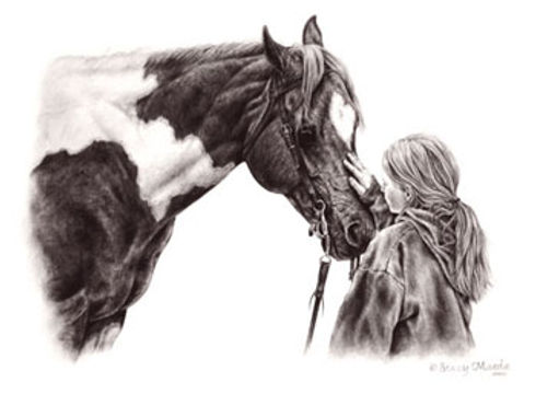 paint horse and girl.jpg