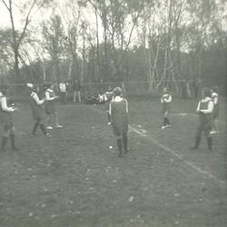 juniorseniorfootballgame1967