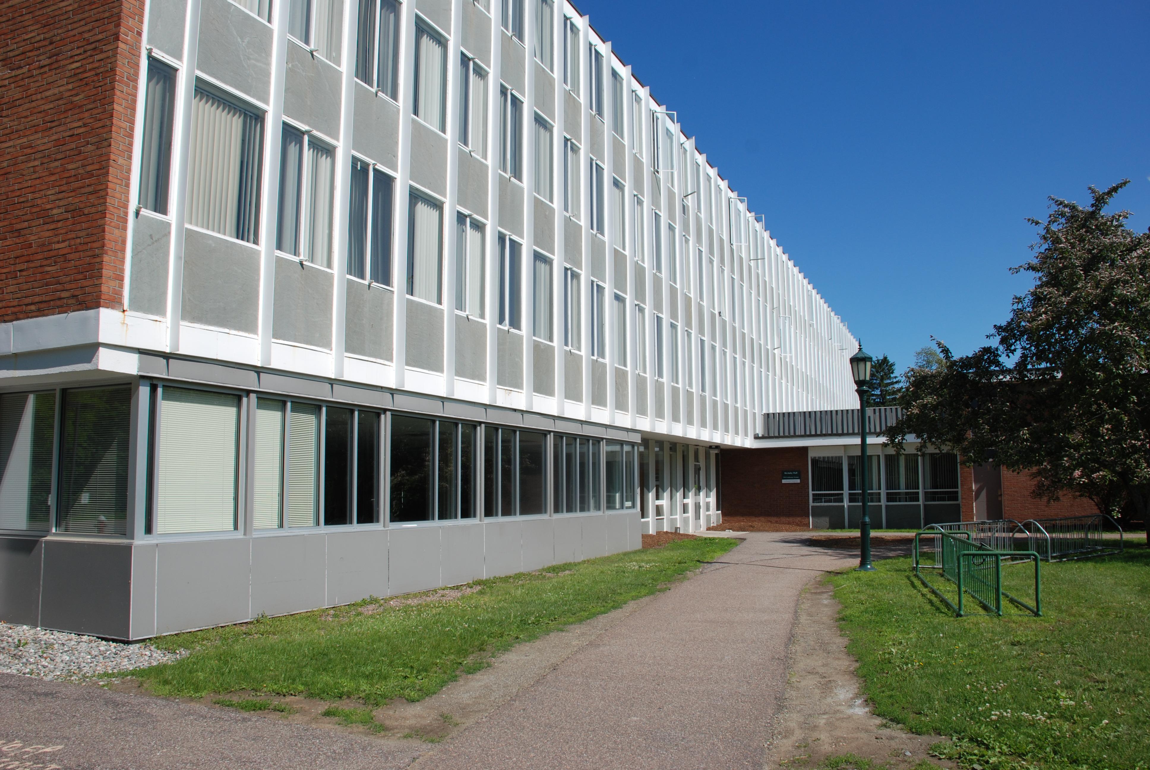 McAuley Hall