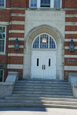 Mann Hall