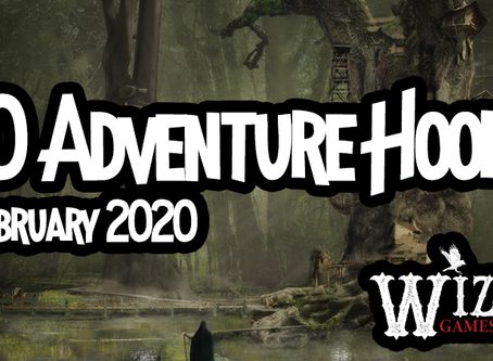 10 Adventure Hooks for February 2020