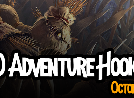 10 D&D Adventure Hooks for your Halloween Tabletop RPG