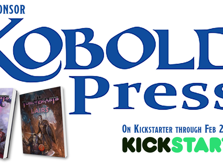 Kobold Press - Tome of Beasts II