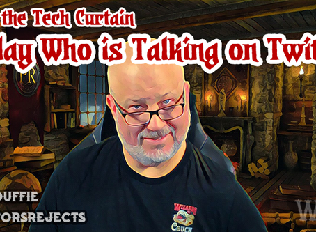 Behind the Tech Curtain: Introduction & Display Who is Talking on your Twitch Stream: (Part 1).