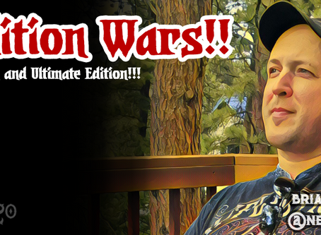 D&D Edition Wars (Putting Out the Fire with Gasoline)