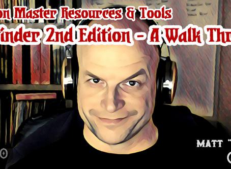 Pathfinder 2nd Edition - A brief walk-through