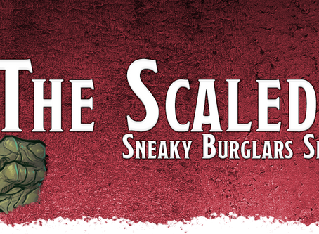 The Scaled Job - A new 5th Edition Adventure