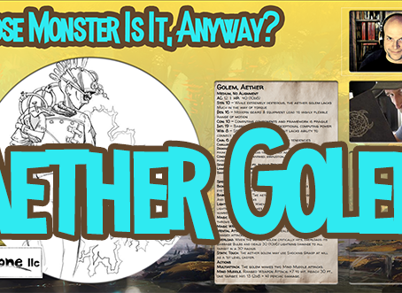New Show! Whose Monster Is It, Anyway?