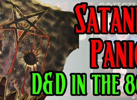 D&D and The Satanic Panic of the 1980s