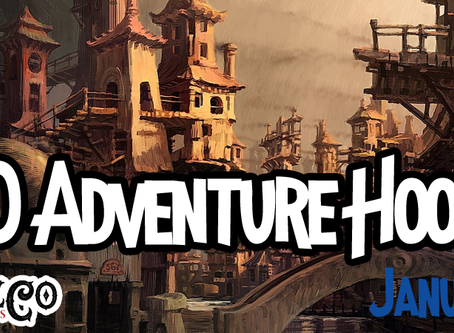 10 Adventure Hooks for January