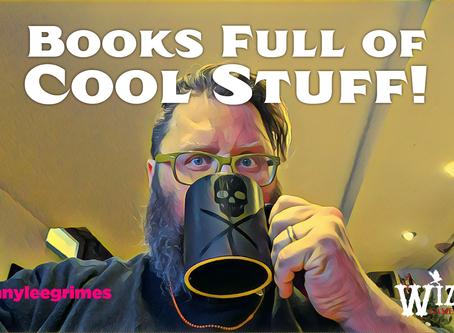 Books full of Cool Stuff!!