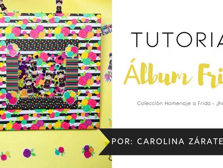 Tutorial: Álbum Frida