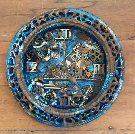 Reloj Alterado - Rust Effect