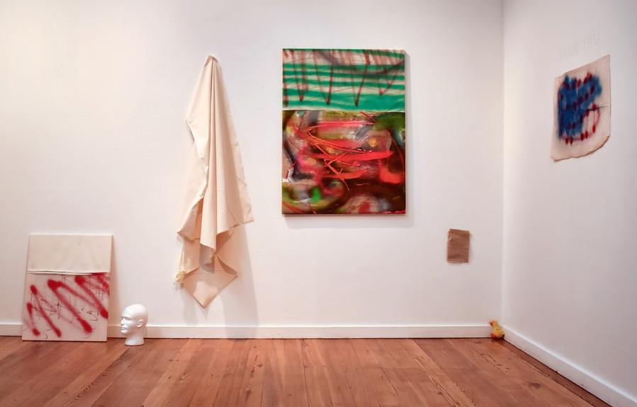 You didn't hang that painting, Ottokaji, installation,@Kopoelzaal, 2019 年 5 月