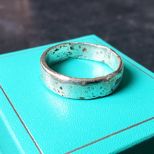 Ashes into Silver Ring