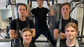 Oslos beste ungdomsbedrift 2021: Recycled Training UB!