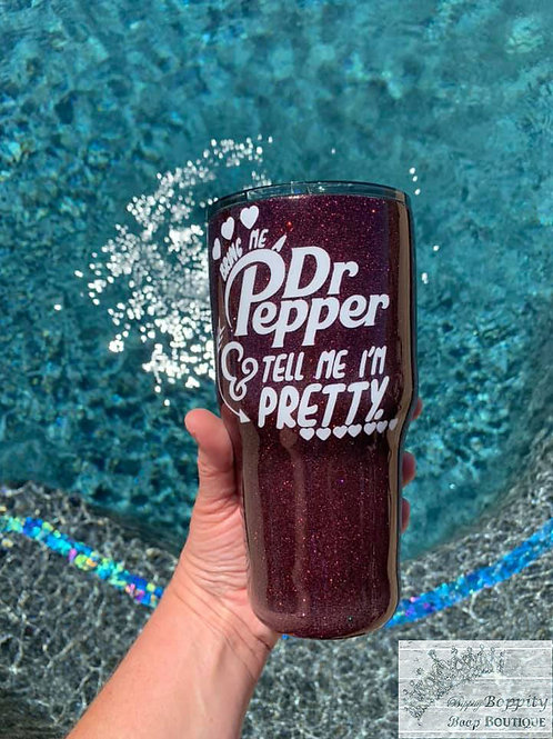 Dr Pepper & Pretty
