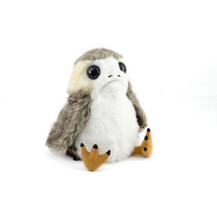 adorable porg toy good star wars toys