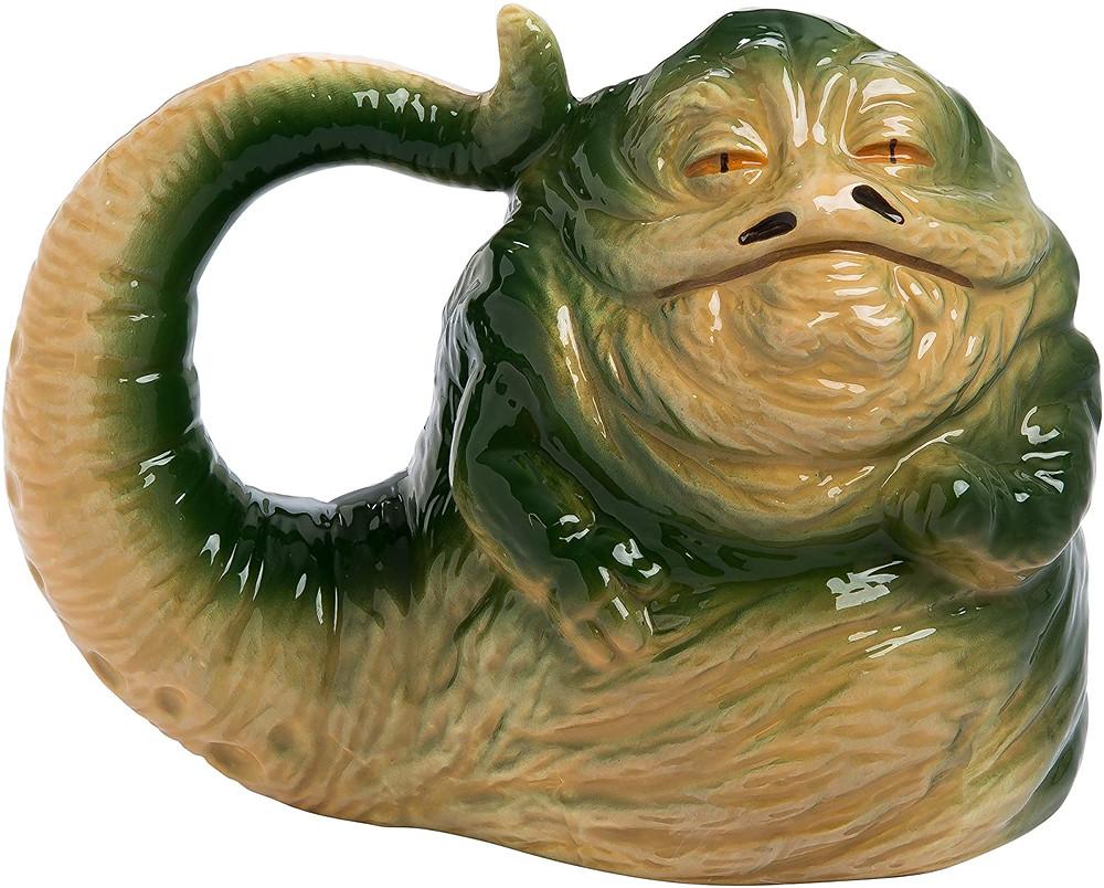 jabba the hutt mug bad star wars merch