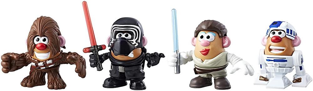 star wars mr. potato head funny star wars gifts
