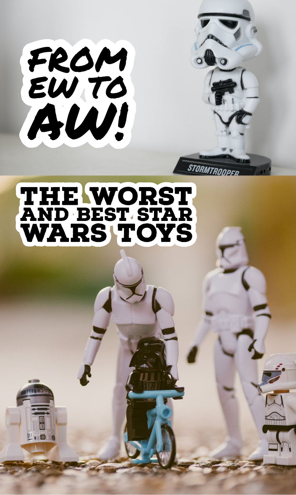 best and worst star wars toys