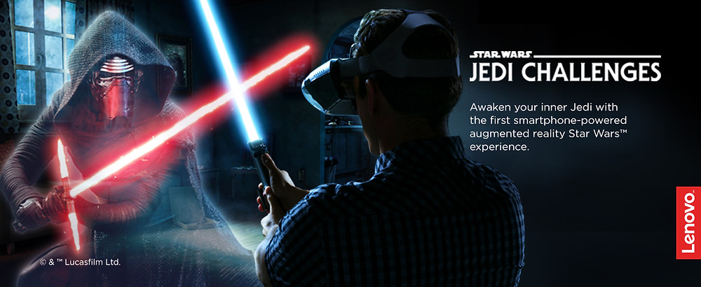 jedi challenges ar experience great star wars gifts for kids