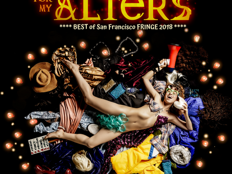 'Altars for my Alters' goes to Orlando Fringe!