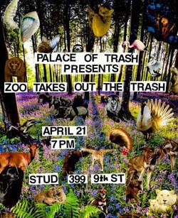 POT Zoo poster