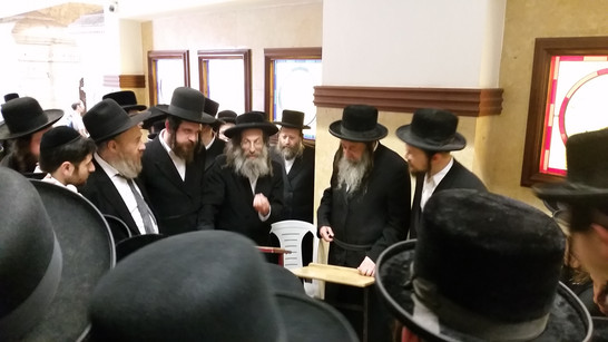 Grand Rabbi of Zvil