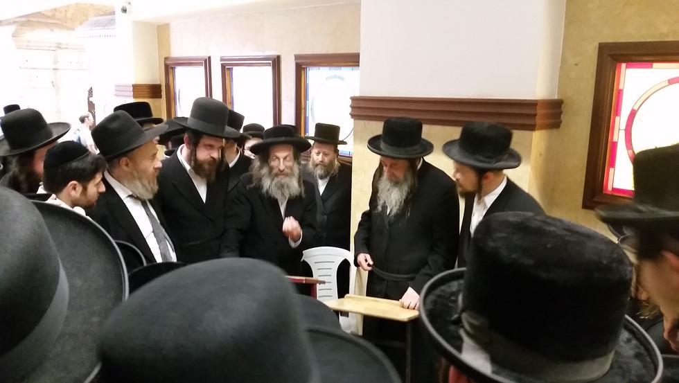 Grand Rabbi of Zvil