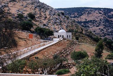 Old Tomb of Yonatan ben Uziel