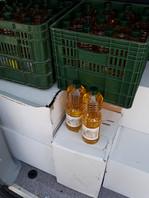 Olive Oil Distribution