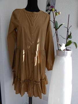 Robe large camel - 69€