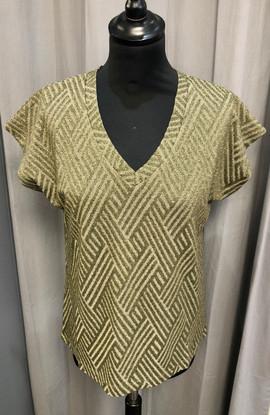 T-shirt pailleté - 54€