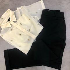 Pantalon noir - 39€