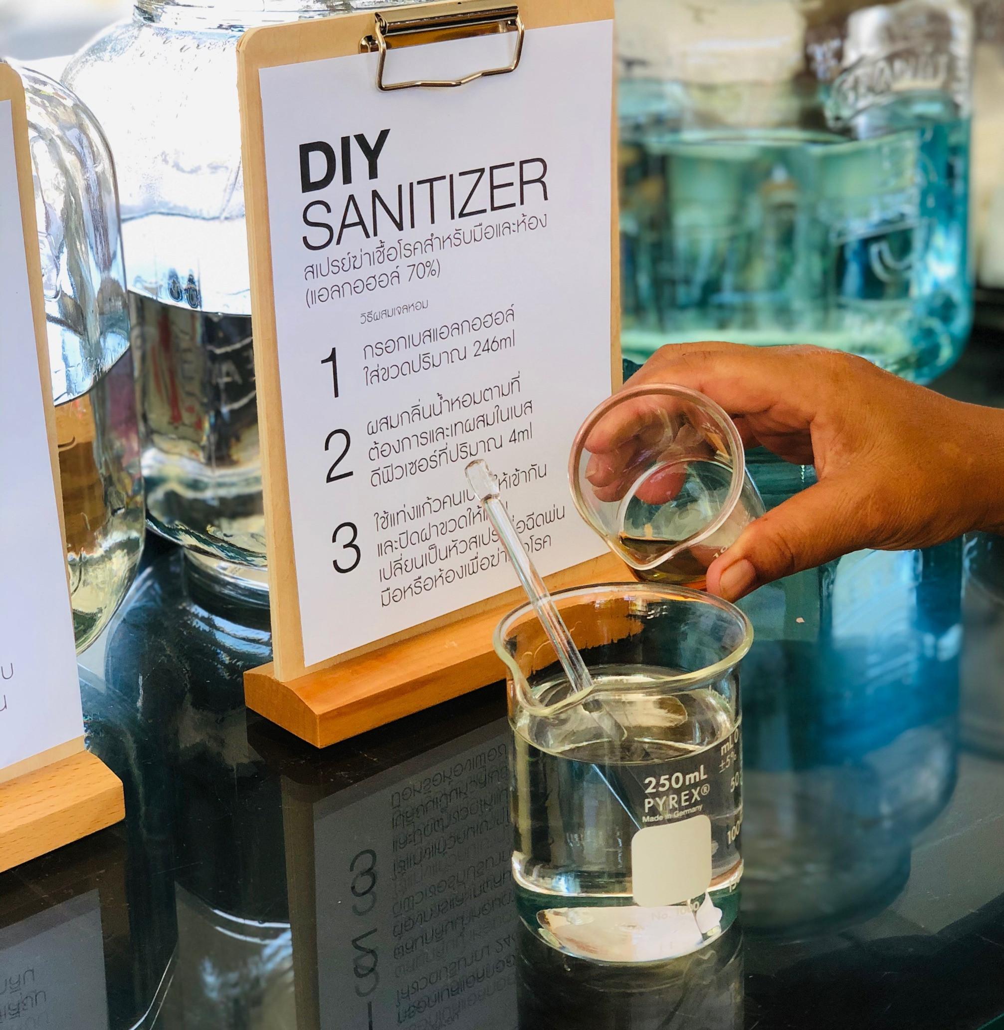 Aroma Sanitizer