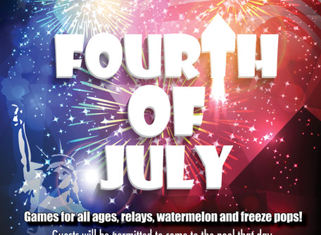 Fourth of July Celebration!