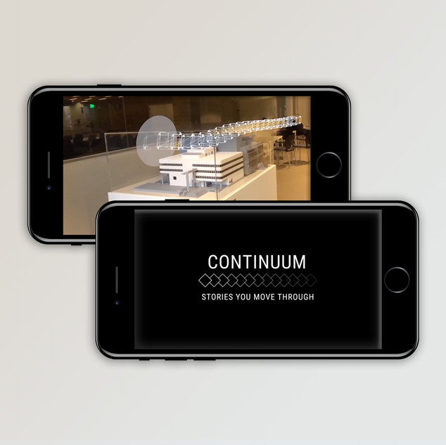 MIT Hackathon Augmented Reality App User Experience