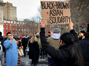 We Stand In Solidarity With The AAPI Community