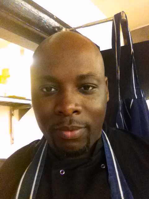 Jones Quaynor, Cottons' Executive  Head Chef