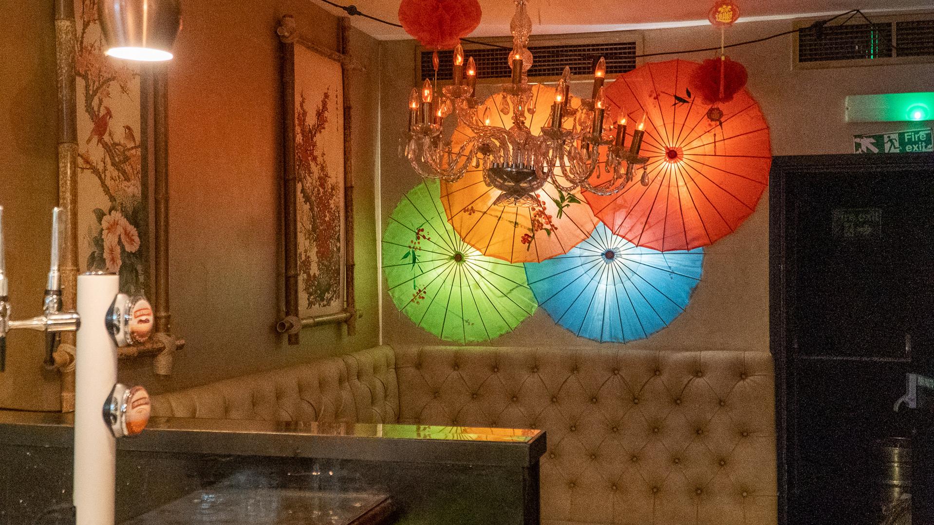 Tai Pan Alley - Asian Street food court