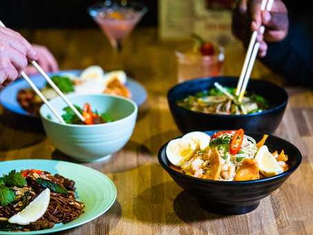 Tai Pan Alley - The new street food concept, celebrates aspiring home cooks and the flavours of Asia