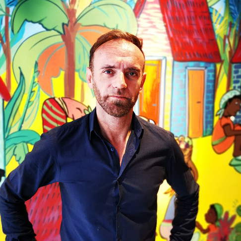 Meet Roberto - General Manager of Cottons Shoreditch