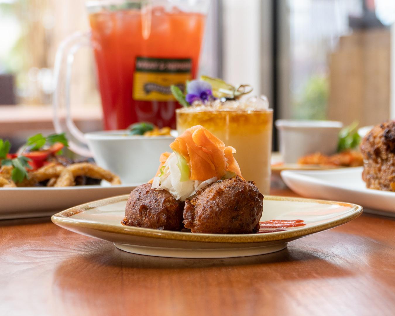 Cottons restaurant - Caribbean food.jpg
