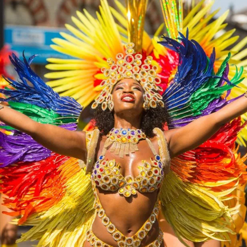 A bit of history: Notting Hill carnival