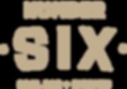 NUMBER SIX SOUL LOGO GOLD_4x.png