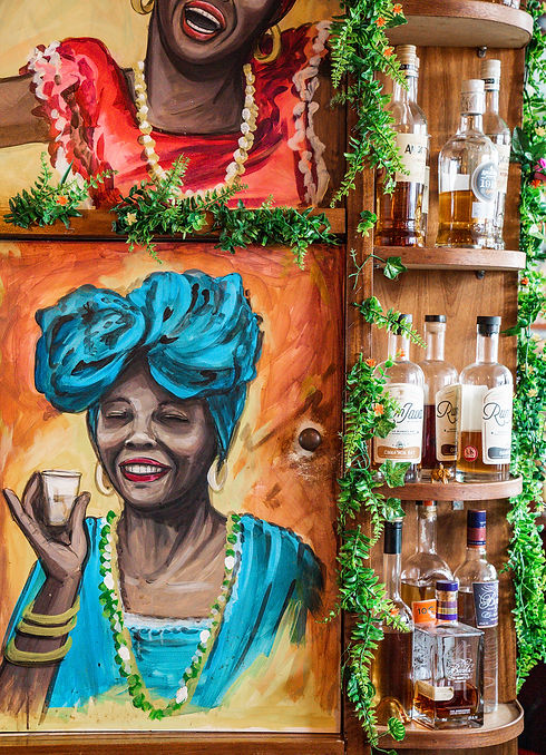 Cottons restaurant - Caribbean food in Notting Hill London